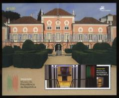 Portugal Palais Présidentiel De Belem Architecture Musée 2004 Bloc ** Portugal Presidential Palace Museum ** - Monuments