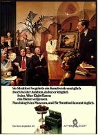 Reklame Werbeanzeige  ,  After Eight  -  Die Feine Englische Art  ,  Von 1974 - Schokolade