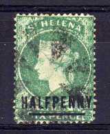 St Helena - 1885 - Halfpenny Definitive - Used - Sainte-Hélène