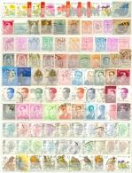 Belgie - Belgique - Z-1118 - 100  Zegels-timbres -  0,40 Euro - Collections