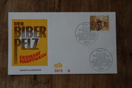 I 6 BONN  1978 LITERATUR NOBELPREISTRAGER  GERHART HAUPTMANN - FDC: Enveloppes