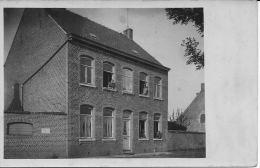 Clerken Klerken Fotokaart Villa Met Duitse Militairen  1916 - Houthulst