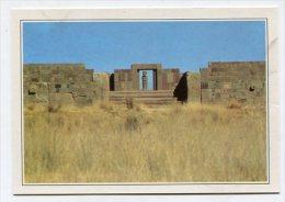 BOLIVIA - AK 159189 Tiahuanaco - Archälogische Fundstätte - Bolivien
