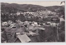 Amélie-les-Bains - Un Coin Du Camping - 2cv - Ds Citroên - Non Classés