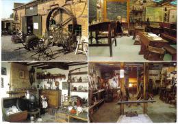 Carte Postale Belgique Huissignies Chievres  Musée De La Vie Rurale Trés Beau Plan - Belgique