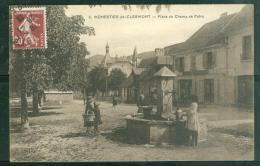 6  - Monestier-de-clermont -  Place Du Champ De Foire  - Bcu59 - Otros Municipios