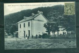 1647 -  MONESTIER DE CLERMONT -  La Gare - Bcu66 - France