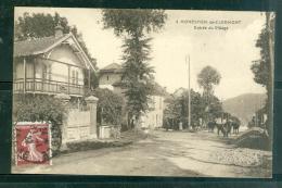 4  -  Monestier De Clermont - Entrée Du Village  Bcu83 - France