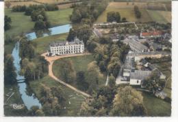 29-34. Authon Du Perche, Vue Aérienne, Chateau De Charbonnieres - Non Classés