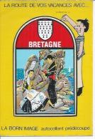 BRETAGNE - ECUSSON ADHESIF - France