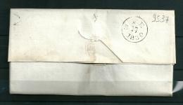 Brief Naar Hungerford 17/02/1830 (GA9537) - Grande-Bretagne