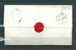 Brief Naar Highworth 06/12/1837 (GA9567) - Grande-Bretagne