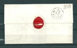 Brief Naar Highworth-Wilts 22/01/1833  (GA9574) - Grande-Bretagne