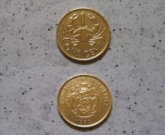 1 Cent 1982 - Seychellen                                    (S51) - Seychellen