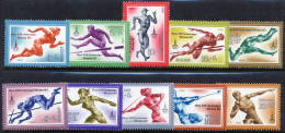 SOVIET UNION 1980 Olympic Sports Sets And Blocks MNH / **. - 1923-1991 USSR