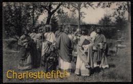 OPWIJK - GESCHIEDKUNDIGE STOET - 2de GROEP - SAULUS MET ANANIAS - 1911 - Opwijk