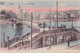 """Liége - """" La Passerelle """"  Vanevel , éditeur Liége. - Liege"""