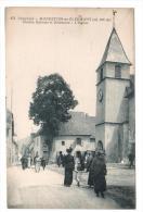 Monestier-de-Clermont - Station Estivale Et Hivernale - L'Eglise - Sortie De Messe - Otros Municipios