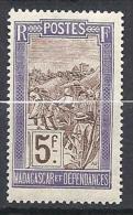 MADAGASCAR  N� 110 NEUF* TTB