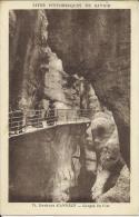 Environs  D' Annecy -- Gorges  Du  Fier.   (2 Scans) - Non Classificati