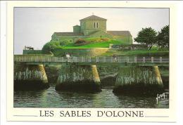 85 - LES SABLES D´OLONNE - Le Fort St Nicolas - Ed. Yvon N° 10 85 0018 - Sables D'Olonne