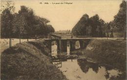 ATH  :  Le Pont De L'Hopital - Ath