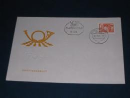 FDC DDR Ersttagsbrief Deutschland 1981 Aufbau In Der DDR Kleinformat - FDC: Briefe