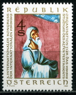 Österreich - Michel 1651 - ** Postfrisch - Kongreß Für Studium Des Alten Testaments - Wert: 0,80 Mi€ - 1945-.... 2ª República