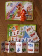 KINDER SURPRISE 2006 PAINTY TEN N° 2S-18 / 2S-27 - Orange & JEU DE CARTES + BPZ - Kinder & Diddl