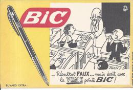 BUVARD - BIC - Stationeries (flat Articles)