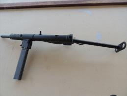 Belle STEN MK II Neutralisée - Armes Neutralisées