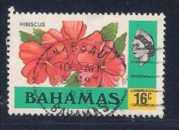 Bahamas, Scott # 398 Used Hibiscus Flower, 1976 - Bahamas (1973-...)