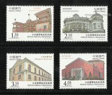 Macau Chine 2011 Bâtiments Publics Et Monuments ** Macau China Public Buldings And Monuments ** - Nuovi
