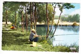 Ollainville , à 1500 Mètres D'Arpajon - La Pêche En étang - Arpajon
