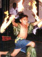 (020) Tonga Fire Dancer - Tonga