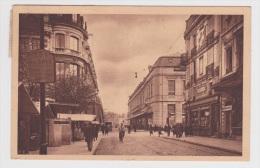 (RECTO / VERSO) TROYES  -  RUE DE LA REPUBLIQUE TRES ANIMEE - Troyes