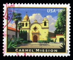 Etats-Unis / United States (Scott No.4650 - Carmel Mission) (o) TB / VF - Used Stamps