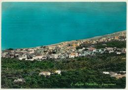 S. AGATA DI MILITELLO (ME) PANORAMA 1966 - Messina