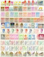 Belgie - Belgique - Z-1120 - 100  Zegels-timbres -  0,40 Euro - Collections