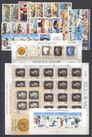 Man 1990 Annata Completa / Complete Year Set  **/MNH VF - Isle Of Man