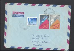 Nederland 1991 Gerard Philips, Carbon Filament Experiments, Laser Video Disk Experiment, To Pakistan - Period 1980-... (Beatrix)