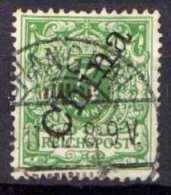 Deutsche Post In China Mi 2 II, Gestempelt [170613VI] @ - Bureau: Chine