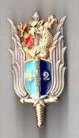 INSIGNE EAALAT  Ecole D´Application De L´ALAT -  ARTHUS BERTRAND PARIS - G 4438 - Esercito
