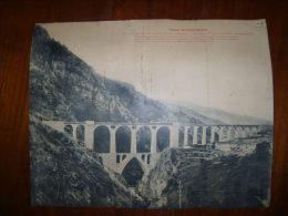 Valée De La Tet Grand  Pont Viaduc Séjourné - France