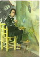 DALI DE PORT - LLIGAT - Recto Verso - Grand Format - Schilderijen
