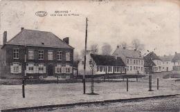 Anvaing 4: Une Vue De La Place 1922 - Frasnes-lez-Anvaing