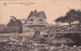 La Hulpe 49: Château De Mr Philippe Wolfers 1925 - La Hulpe
