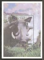 CONGO 2000 - Yvert #H66F - MNH ** - República Democrática Del Congo (1997 - ...)