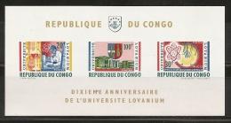 CONGO 1964 - Yvert #H13 - MNH ** - República Del Congo (1960-64)