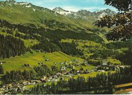 Churwalden - Gegen Das Parpaner Weiss- Und Rothorn          Ca. 1970 - GR Grisons